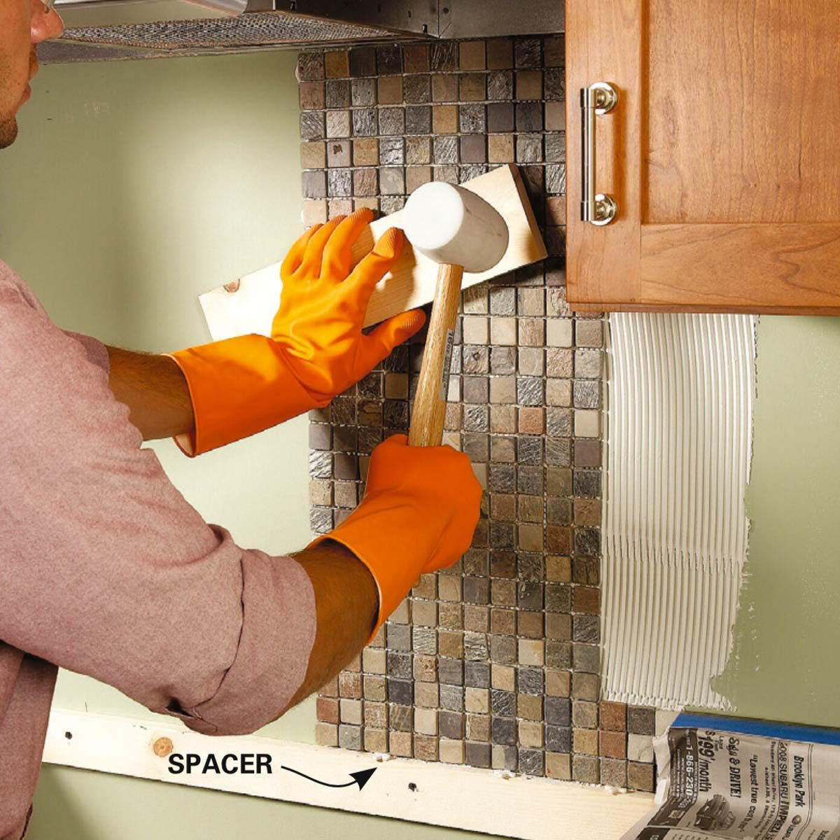 - How To Tile A DIY Backsplash Family Handyman
