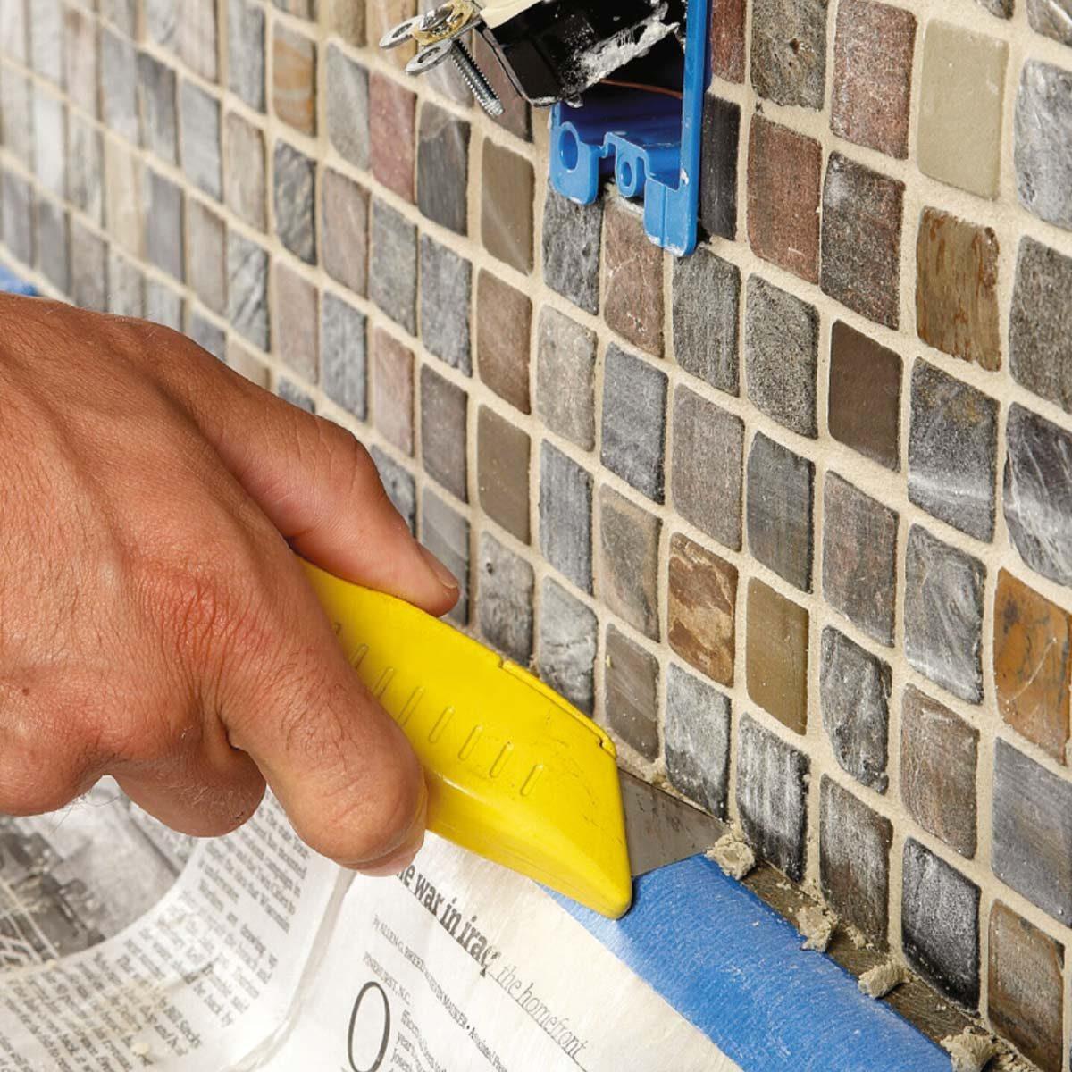 - How To Tile A DIY Backsplash Family Handyman