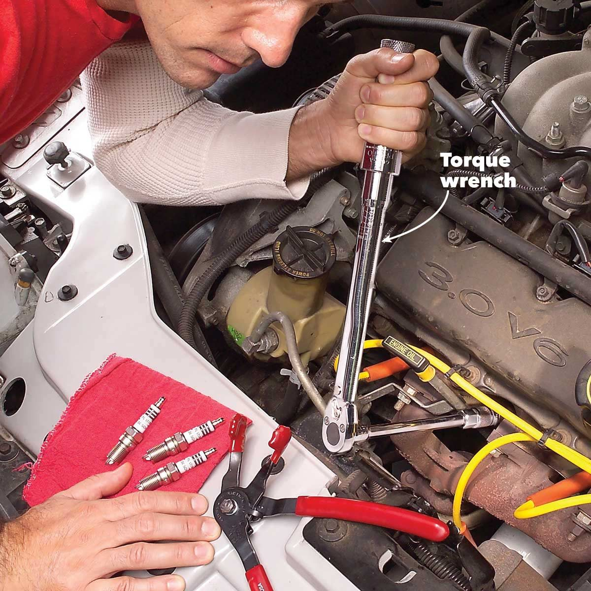 When & How To Change Spark Plugs | The Family Handyman