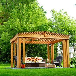 How to Build a Perfect Backyard Pergola