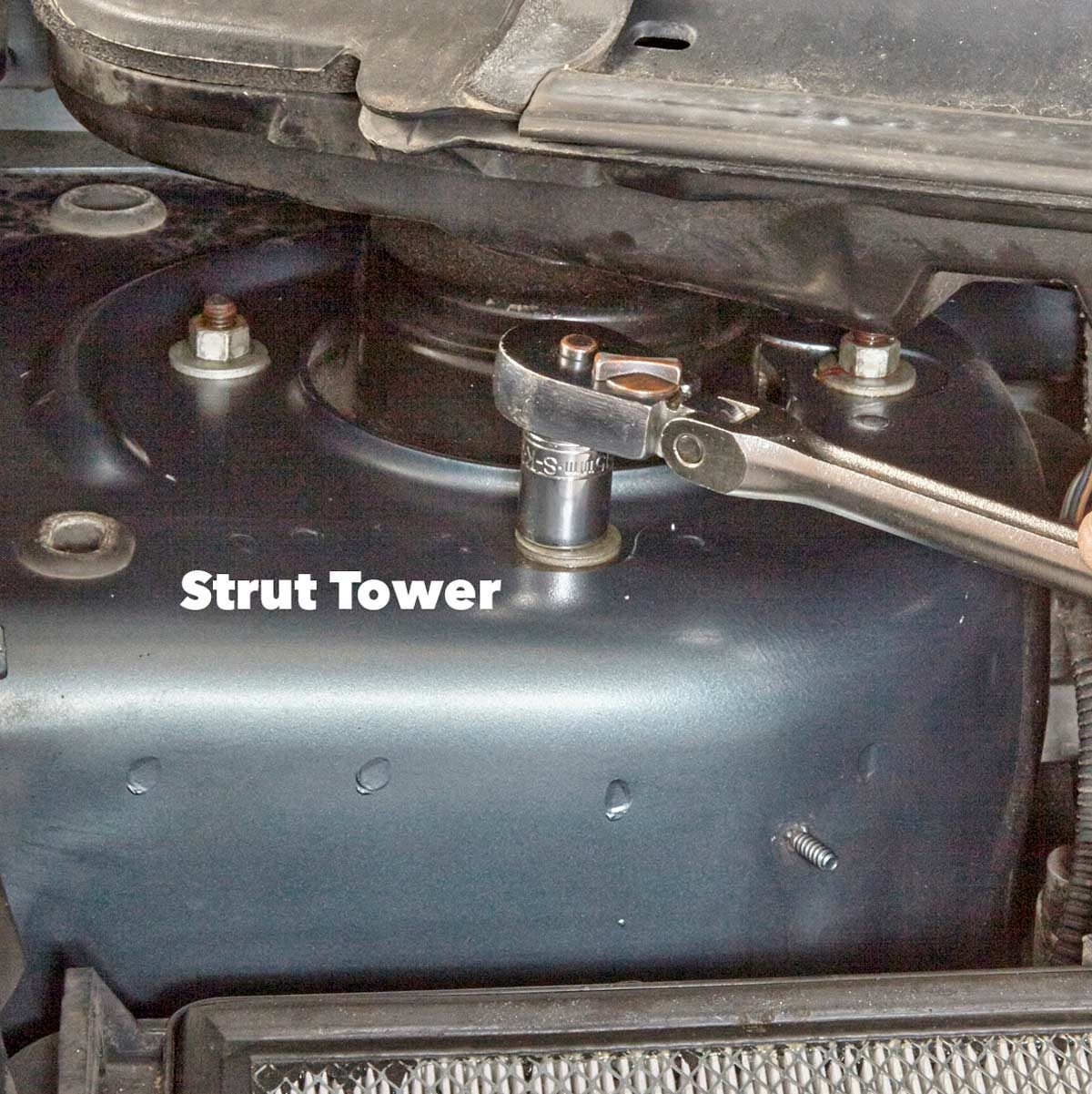How To Replace Your Own Struts