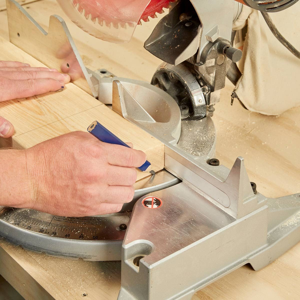 Mark Your Saw For Efficient Cuts 1