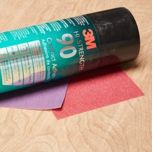 Double-Sided (and Double-Duty) Sandpaper