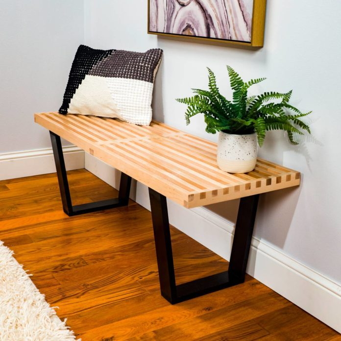Saturday Morning Workshop: How To Build A Nelson Platform Bench