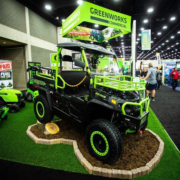 UTV from Greenworks Commercial | Construction Pro Tips