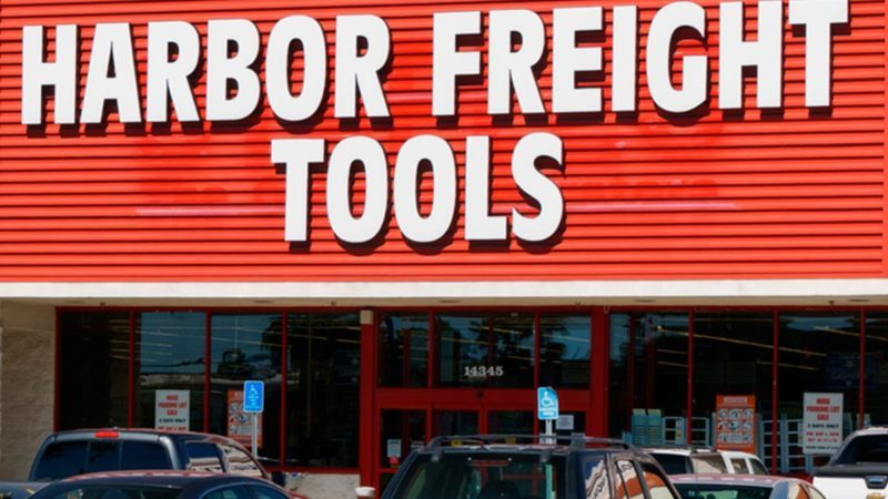Home Security System Harbor Freight