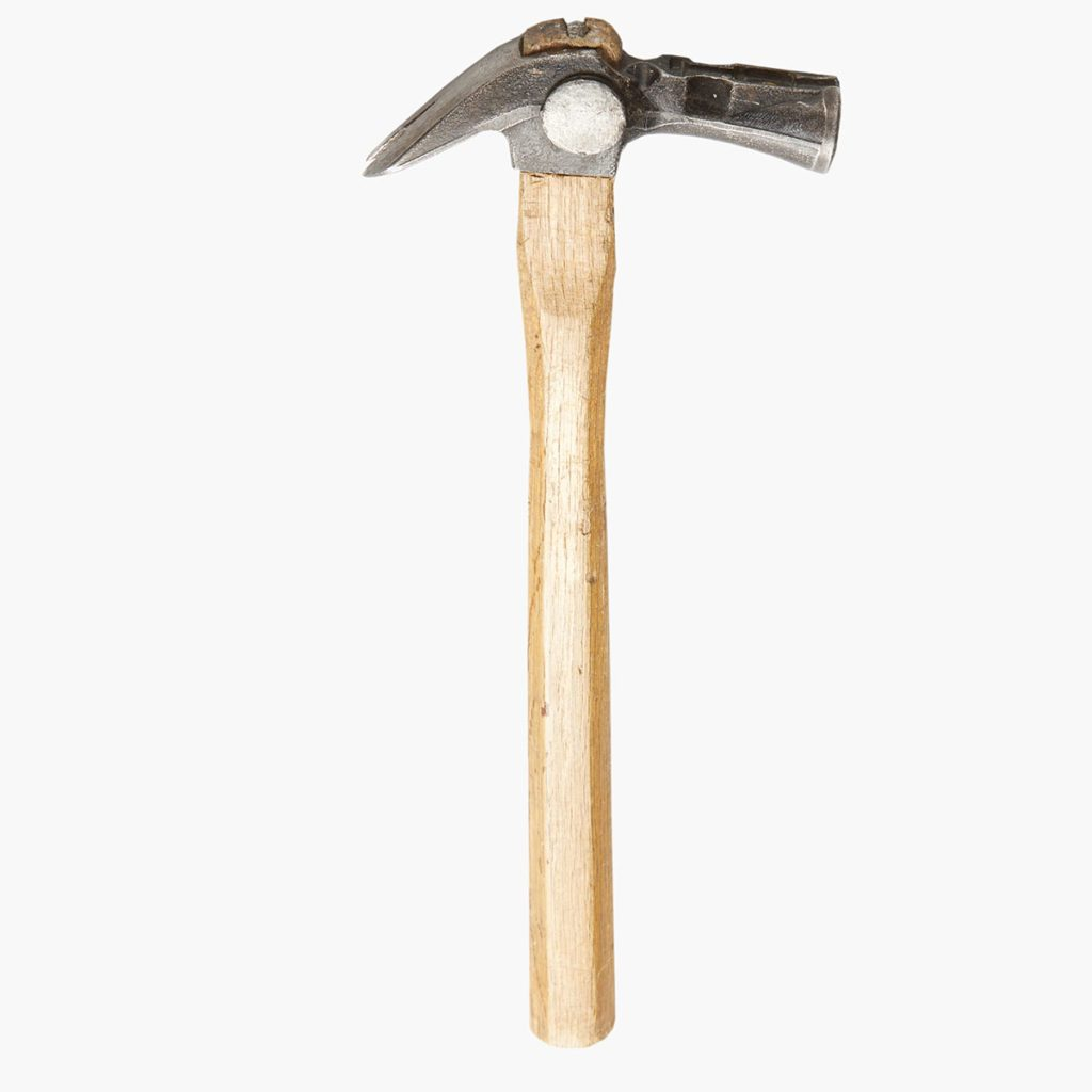 A goofy looking hammer | Construction Pro Tips