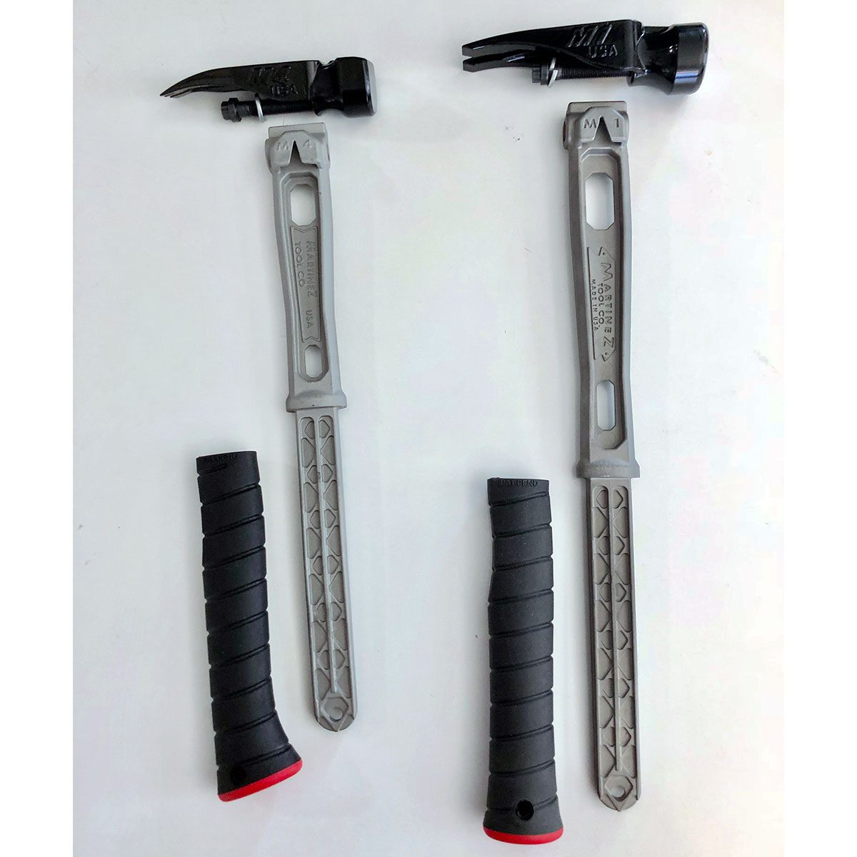 Hammers with replaceable and interchangeable parts   Construction Pro Tips
