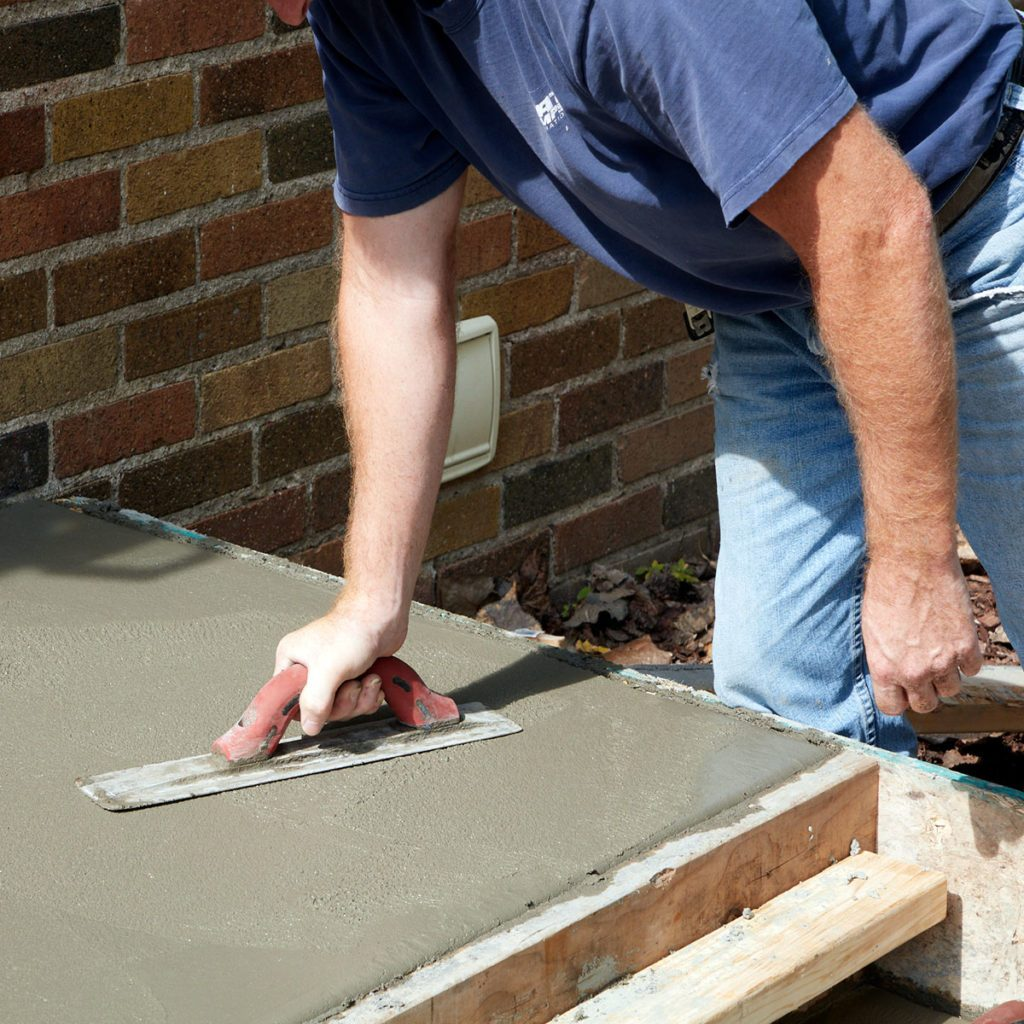 Test the concrete forms before removal | Construction Pro Tips