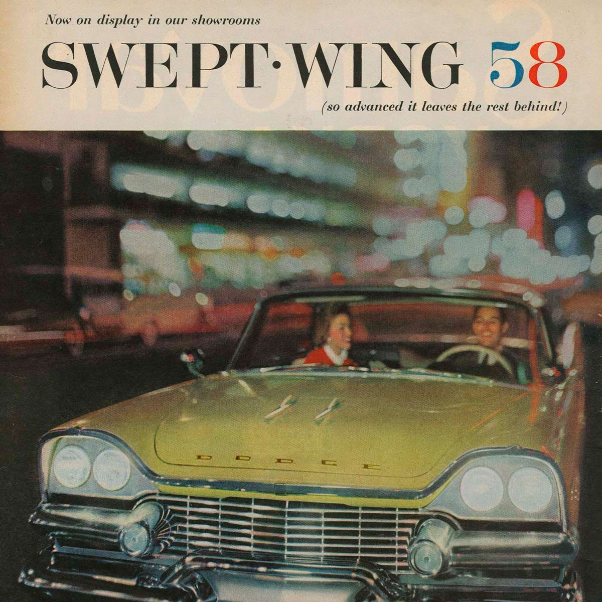 Swept-Wing
