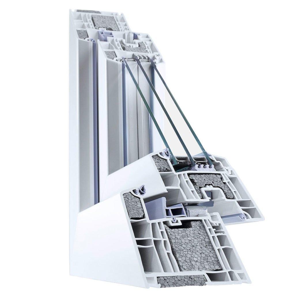 A cutaway of Alpen's best windows | Construction Pro Tips