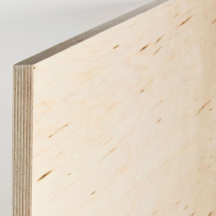 A piece of baltic birch and appleply | Construction Pro Tips