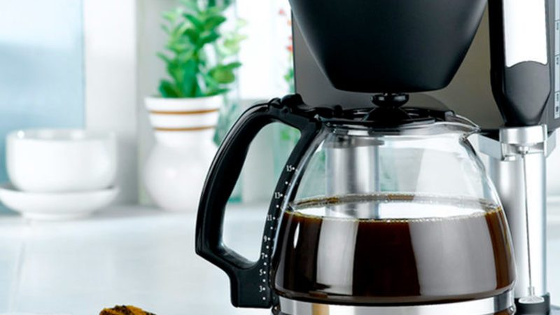 coffeemaker