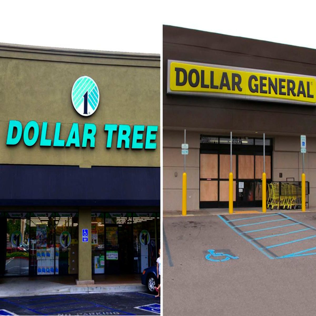 Dollar Tree And General