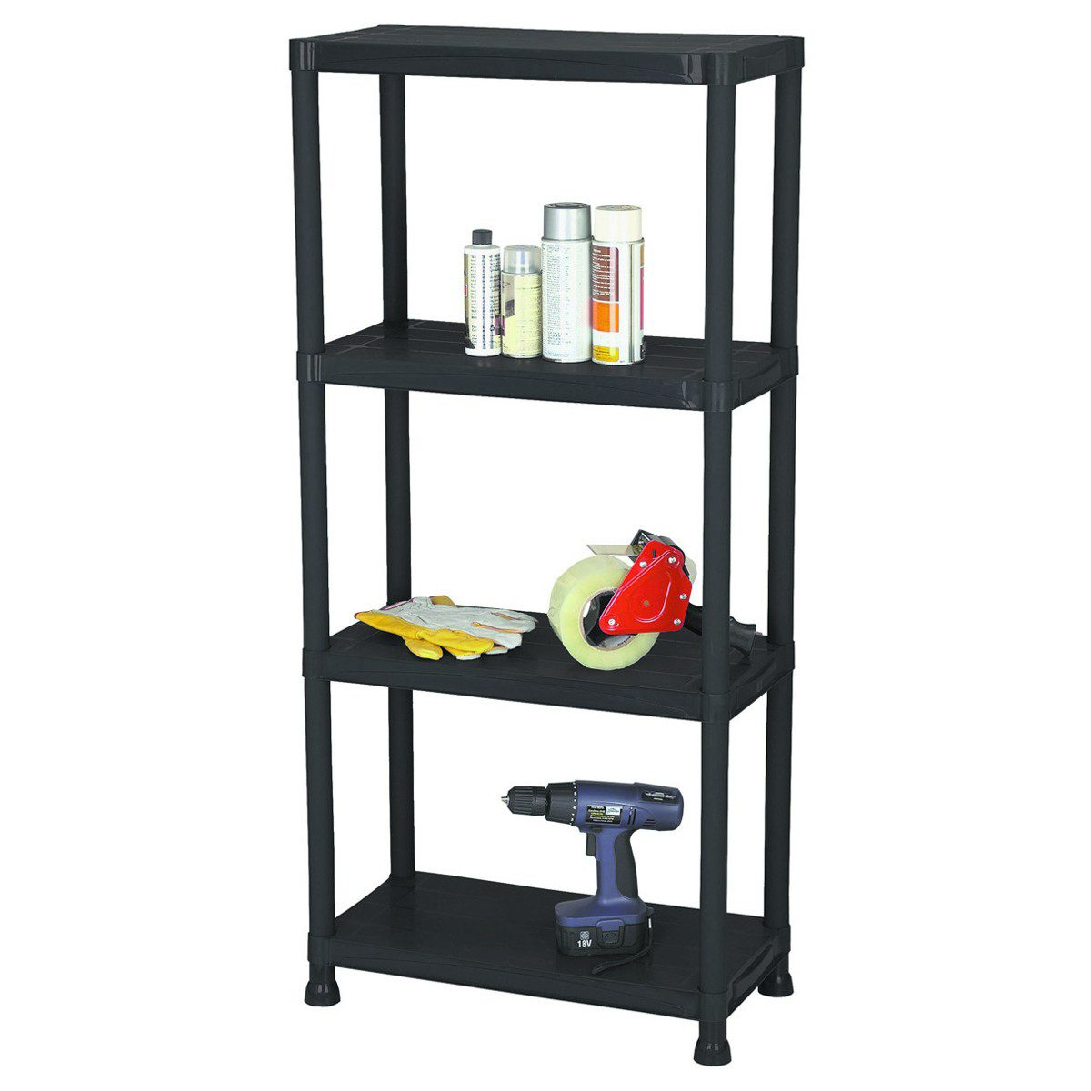 harbor freight storage rack