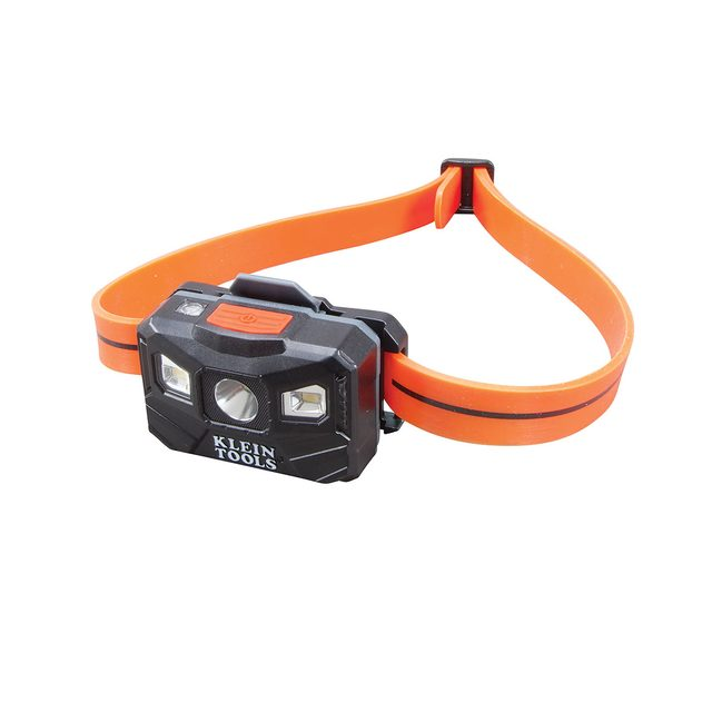 Auto-Off Headlamp From Klein Tools | Construction Pro Tips