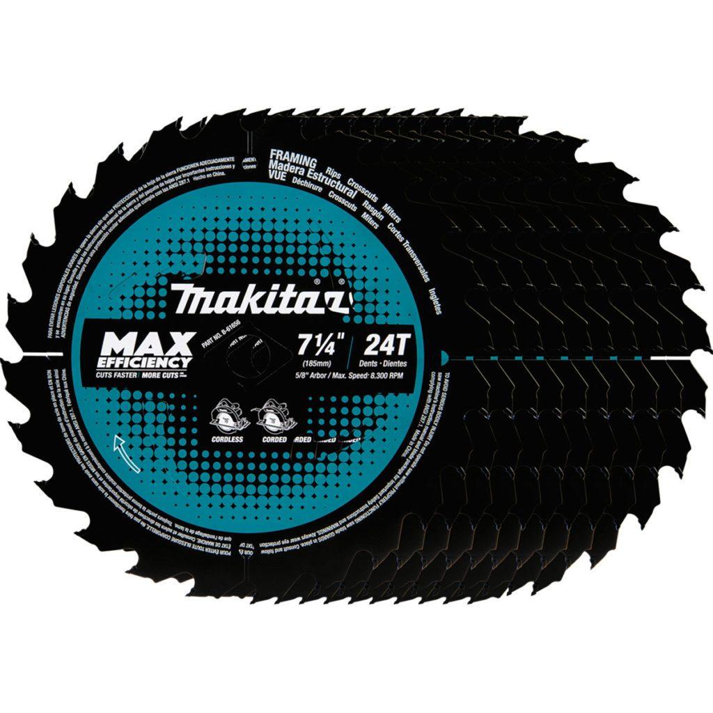 Makita Saw Blades | Construction Pro Tips