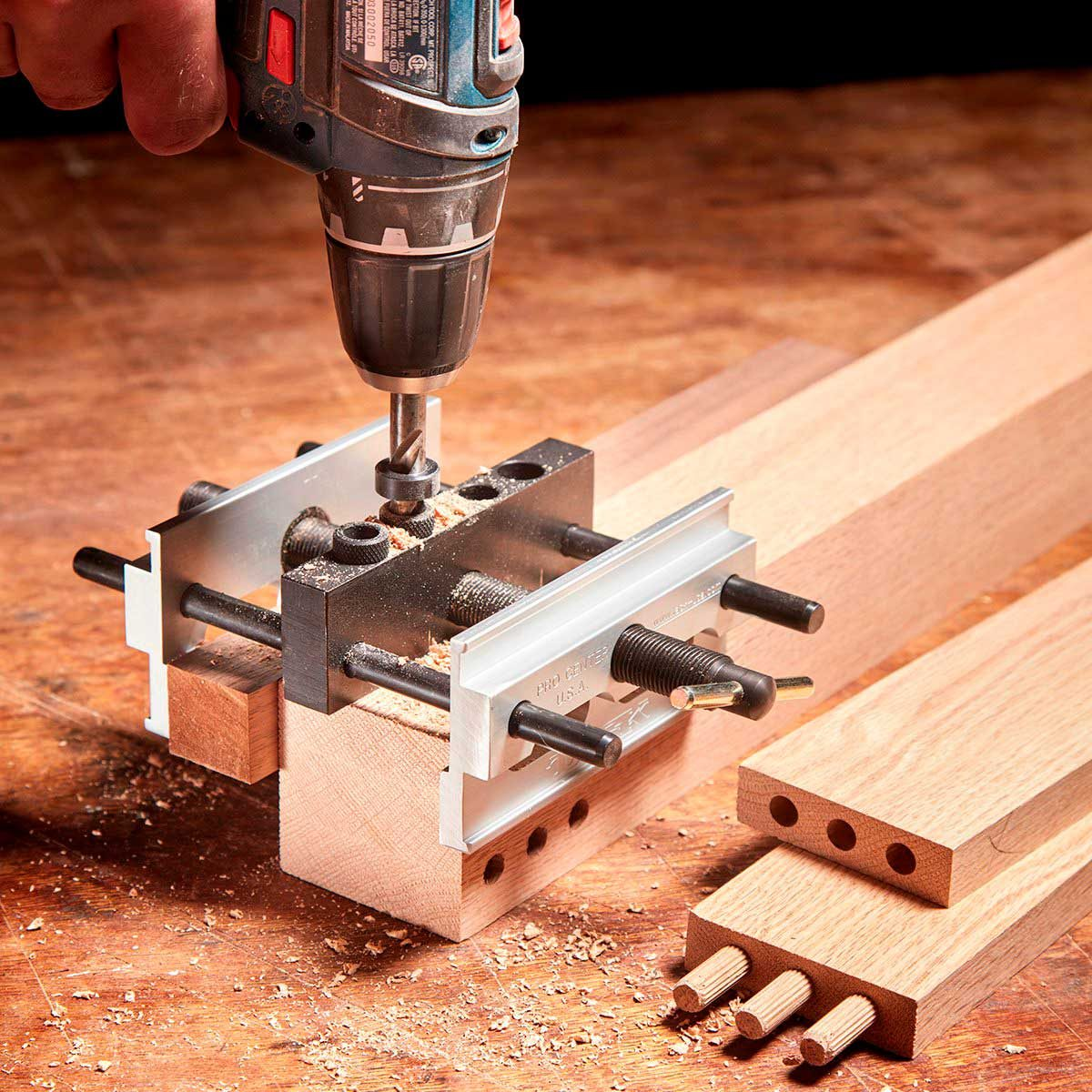 Ultimate Guide To Dowel Jigs Family Handyman The