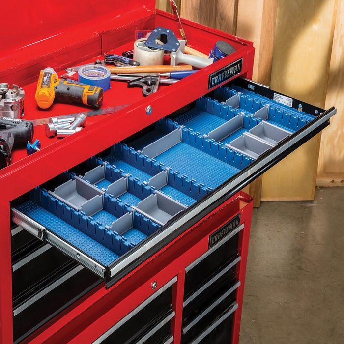 Rockler Drawer Organizing System   Construction Pro Tips