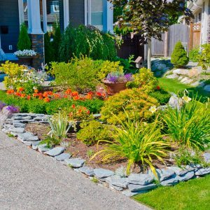 5 Favorite Flower Bed Edging Ideas