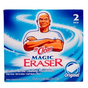 10 Things You Should Never Do with a Magic Eraser