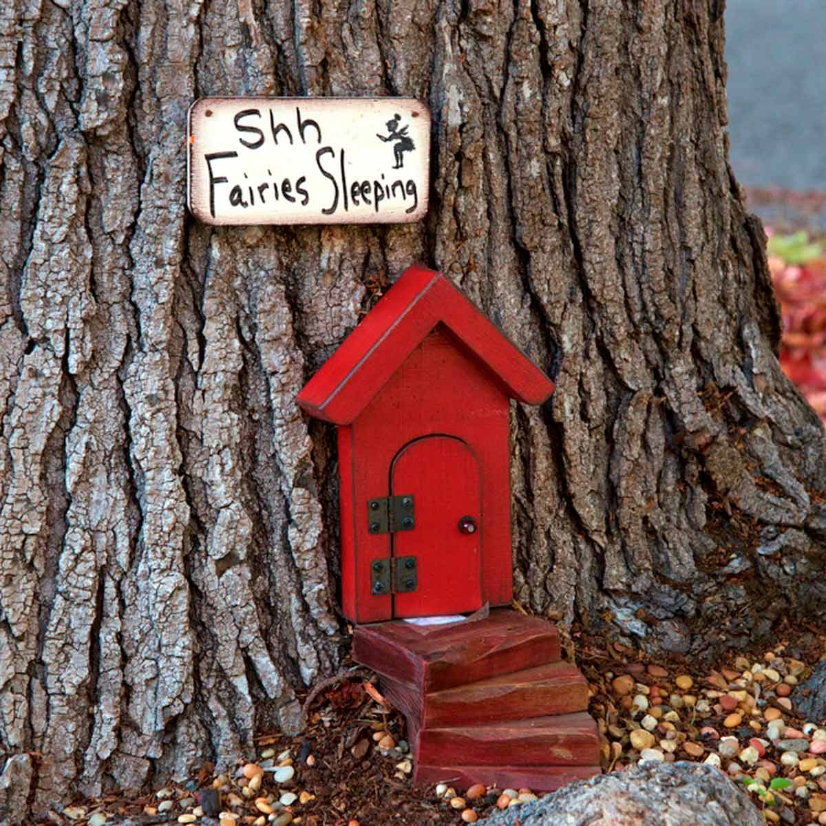 Fairy Doors Are the Latest Trend Enchanting Kids of All Ages