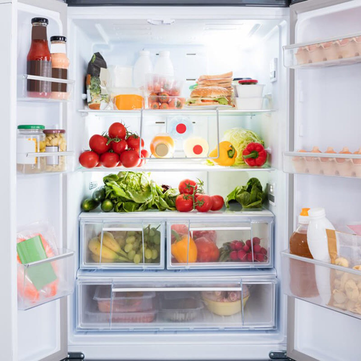 This Is the Safest Temperature for Your Fridge