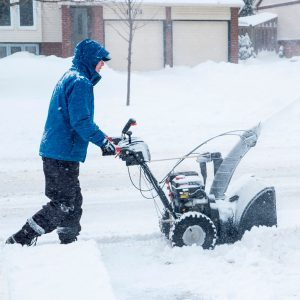 Is Your Snowblower Ready for the First Big Dump?