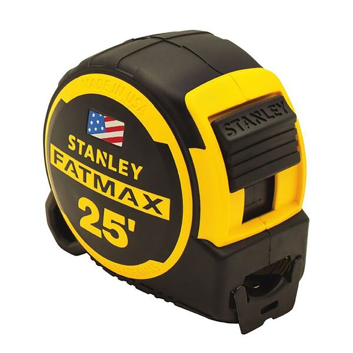 Stanley Fatmax 25 foot Measuring Tape   Construction Pro Tips