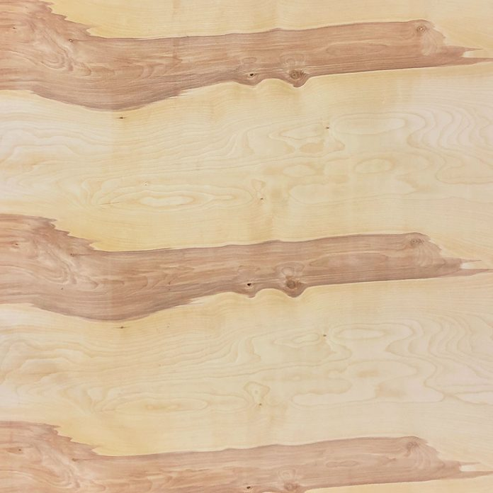 A visually appealing grain in plywood | Construction Pro Tips