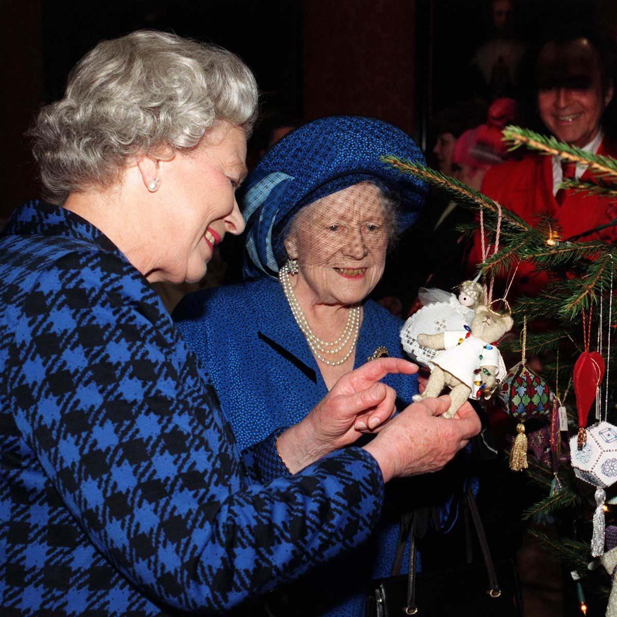 Royal Family Christmas Tree