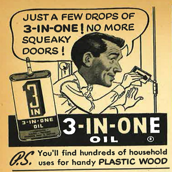 Vintage ad for 3-in-1 oil   Construction Pro Tips