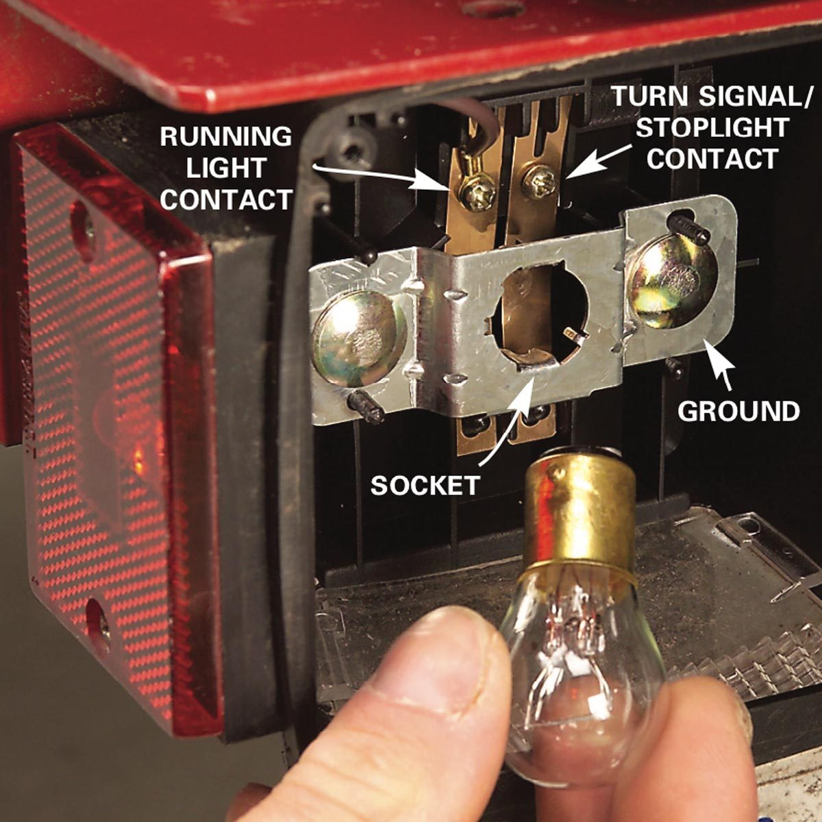 homemade trailer light tester wiring diagram lights out  here s 9 trailer wiring fixes family handyman  lights out  here s 9 trailer wiring