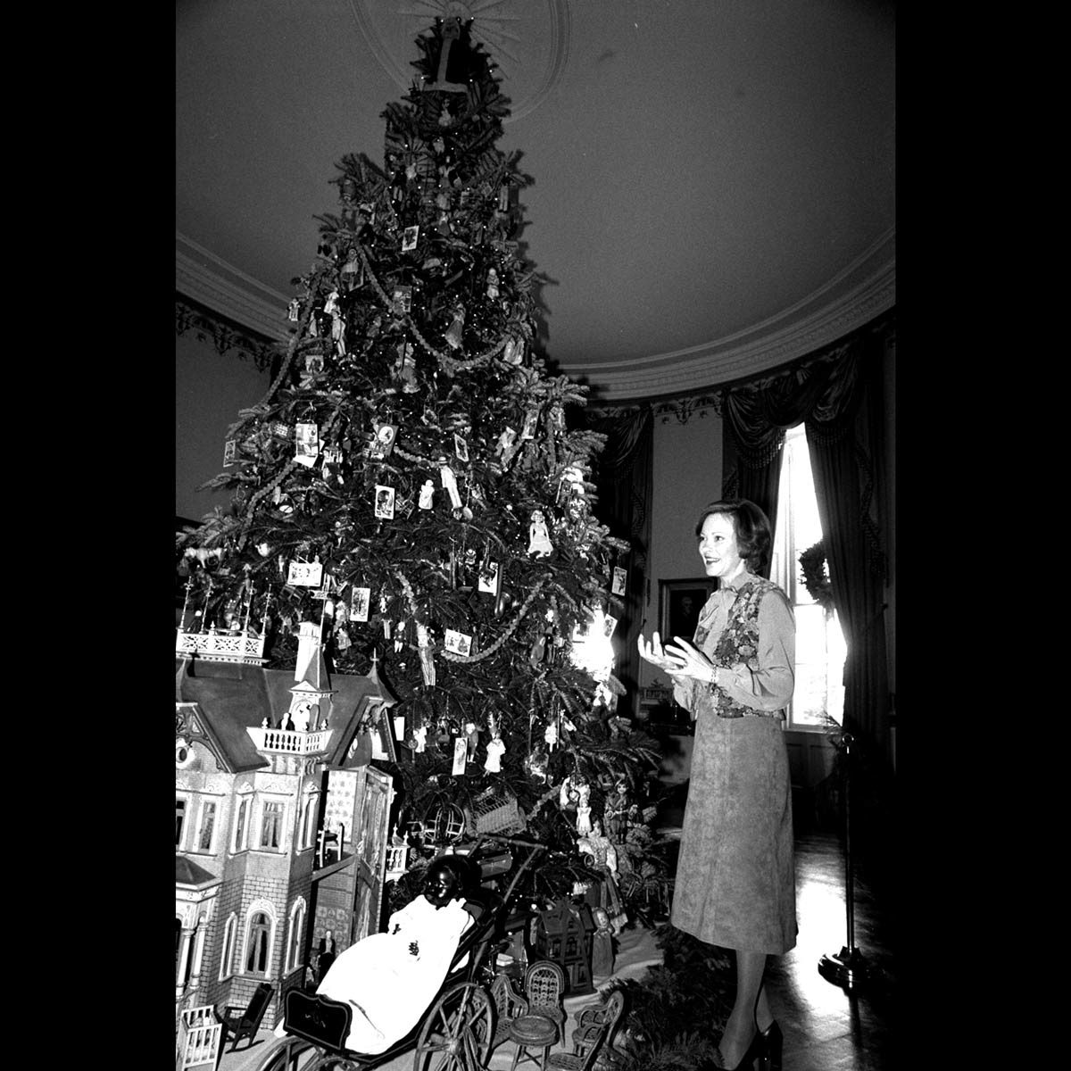 1978 Carter Christmas tree