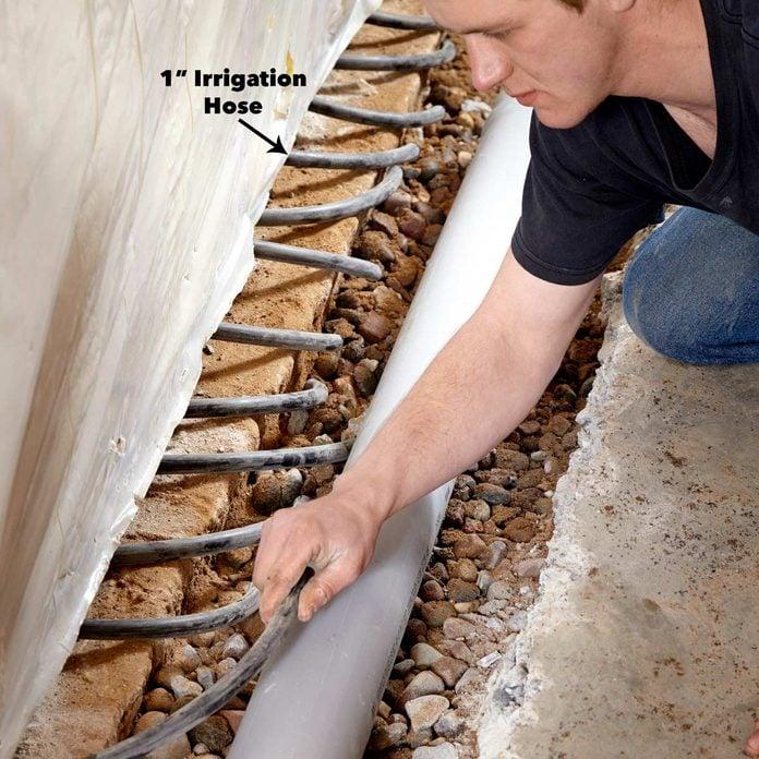 divert water irrigation hose