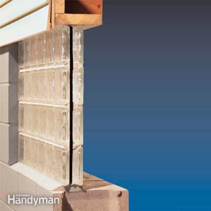 Fine Installing Glass Block Windows In Basement The Family Home Interior And Landscaping Mentranervesignezvosmurscom