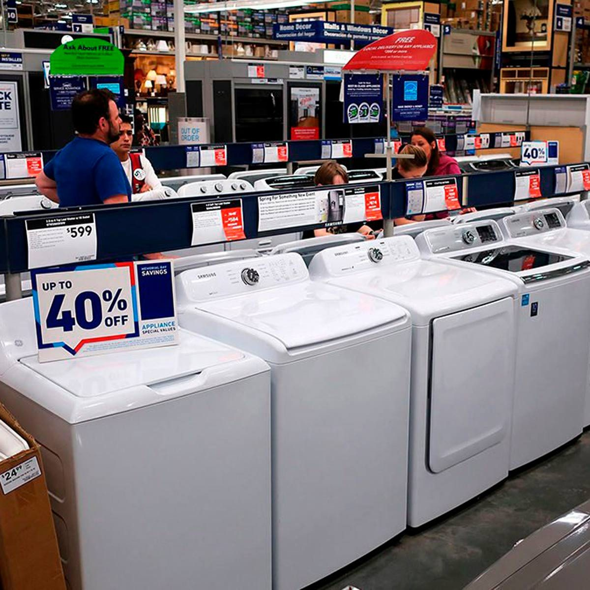 Here S The Best Time To Buy Appliances The Family Handyman