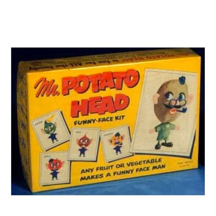 mr potato head vintage toy