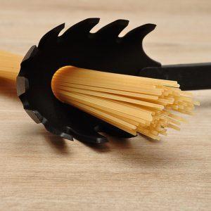 spaghetti spoon spaghetti strainer