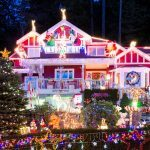 Eye-Catching Holiday Lights on Homes Around the World