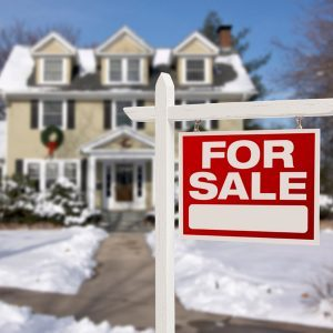 Why Winter Isn't Such a Bad Time To Sell a House