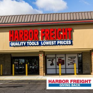 See How Harbor Freight Gives Back to Veterans, Schools and First Responders