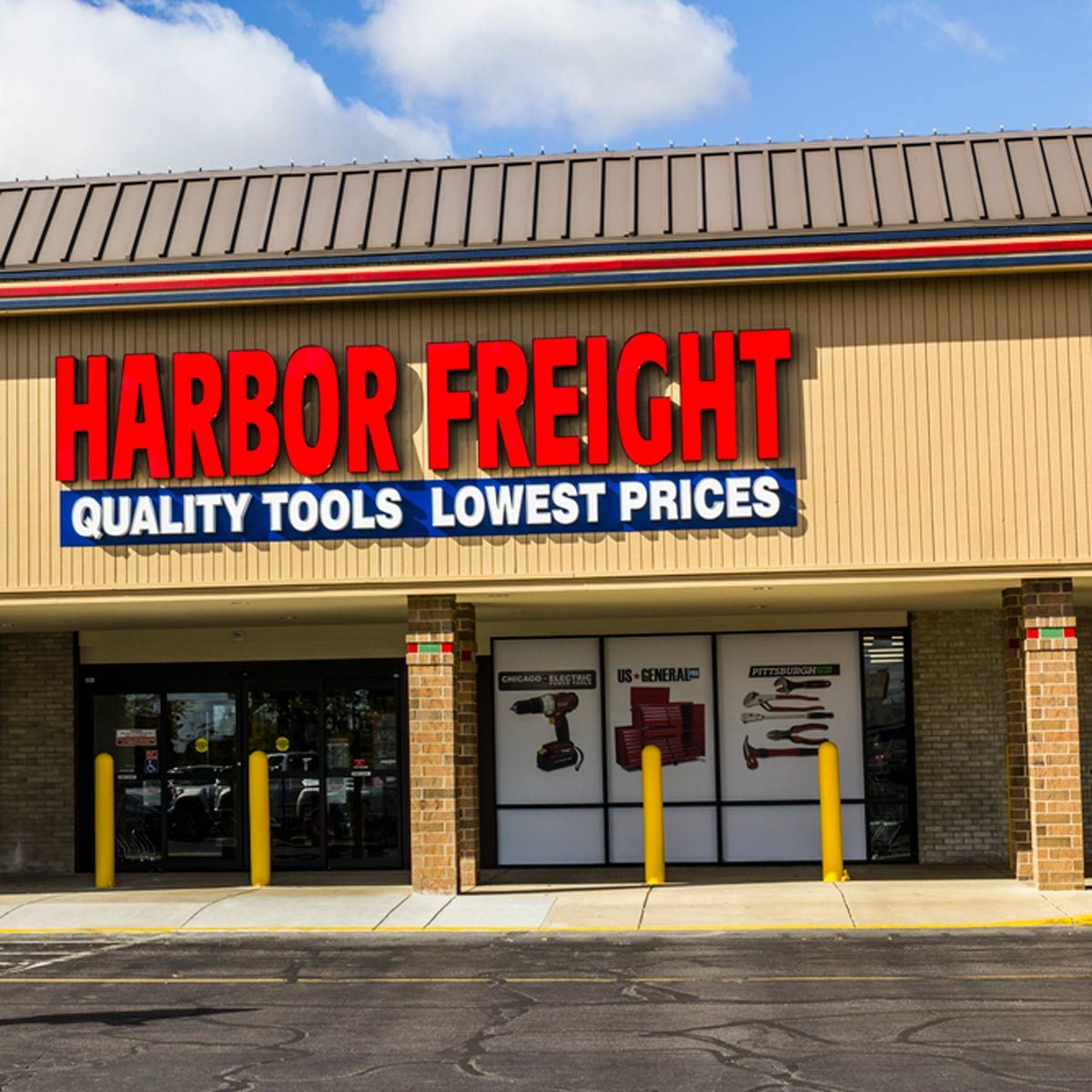 Join Harbor Freight S Inside Track Club To Save Even More