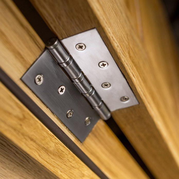 door hinge; Shutterstock ID 697709365; Job (TFH, TOH, RD, BNB, CWM, CM): Taste of Home