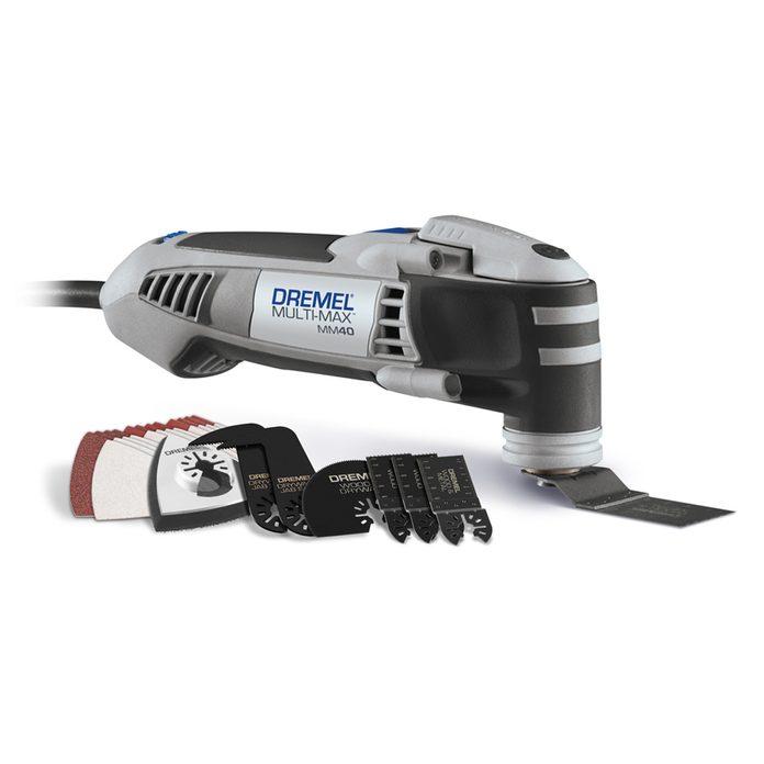 Dremel Multi-Max MM40 31-Piece Corded 3.8-Amp Oscillating Multi-Tool Kit