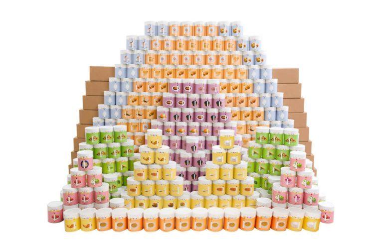 THRIVE 1-Year Food Storage 31,500 Servings