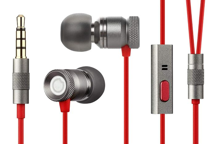 GGMM Nightingale Heavy Bass In-Ear Noise-Isolating Headphones
