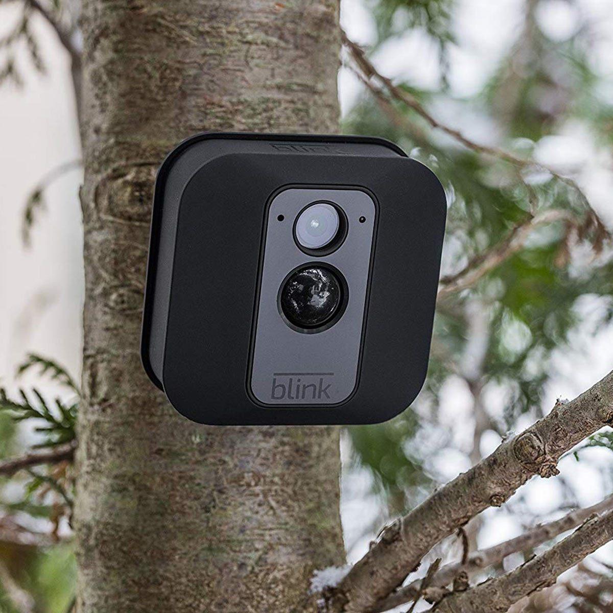 Blink wireless camera