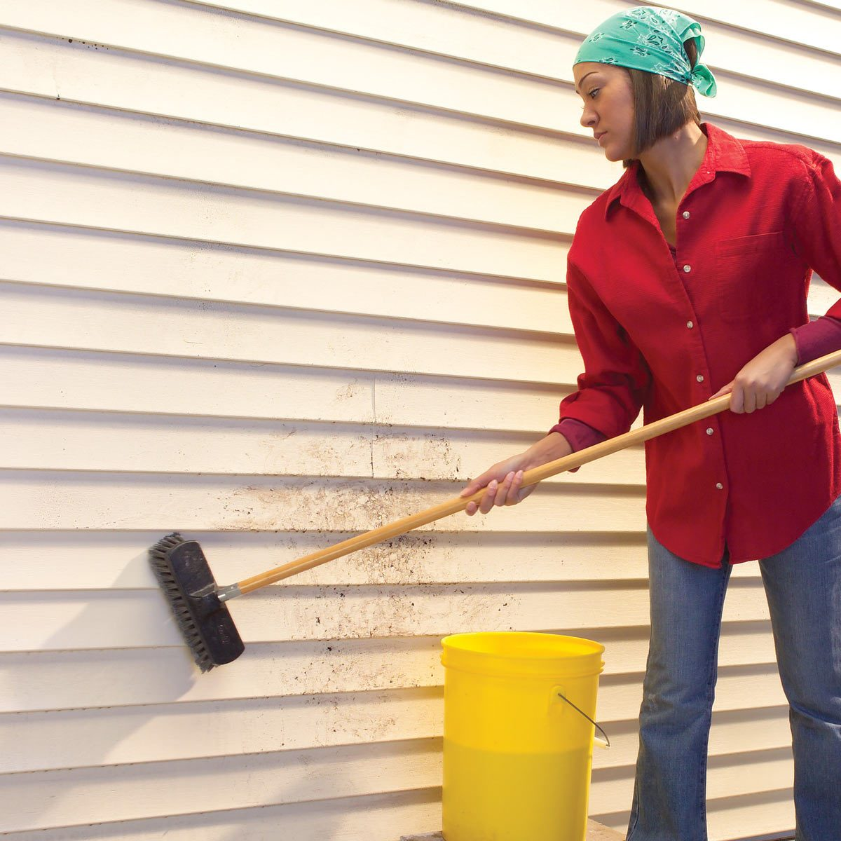 How To Clean Vinyl Siding Like A Pro The Family Handyman