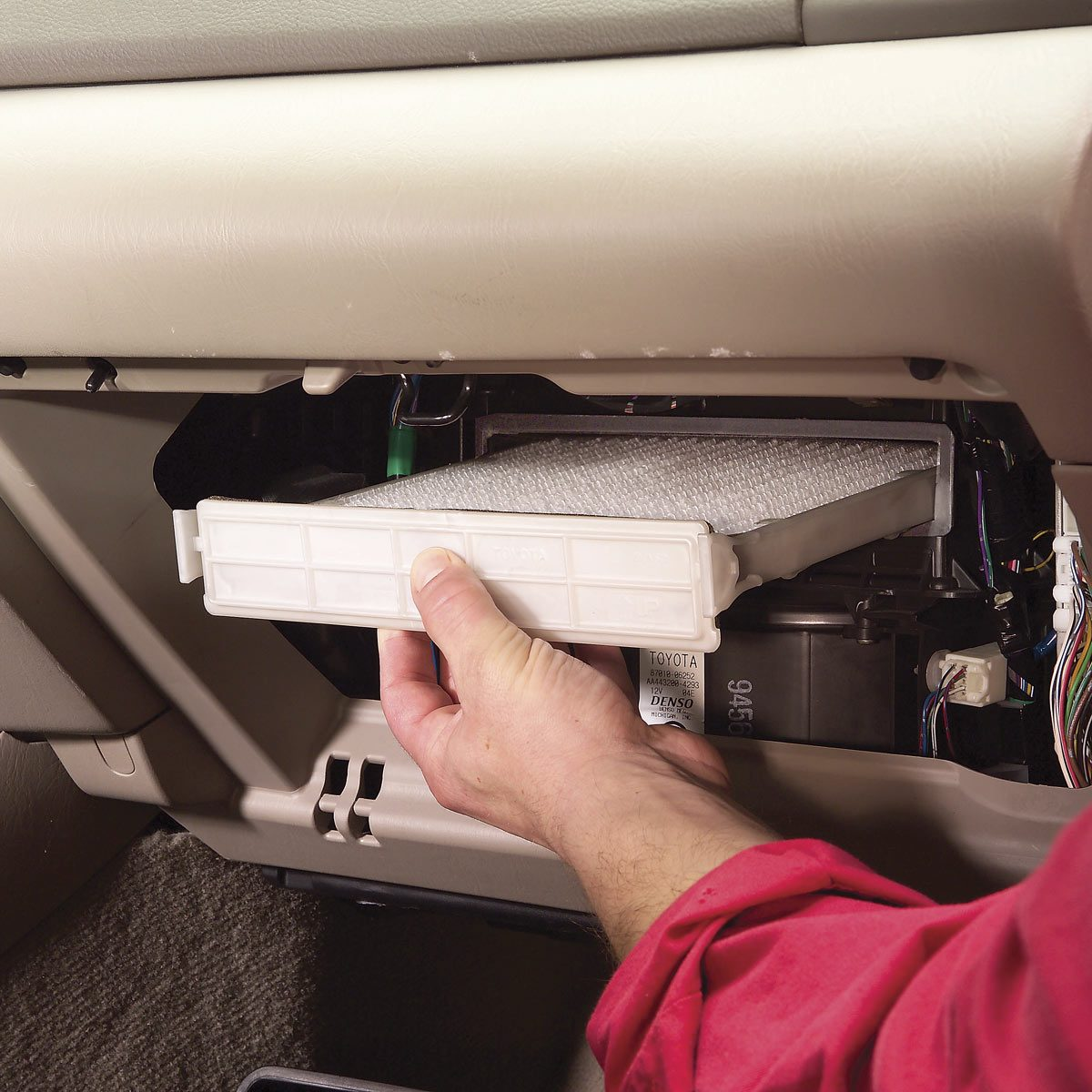 Improve Car Heating and Cooling With a New Car Cabin Air Filter